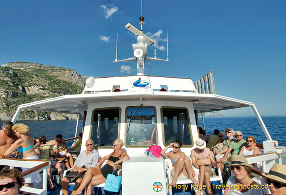 Positano Ferries