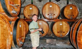 A Visit to the Contucci Cellar in Montepulciano