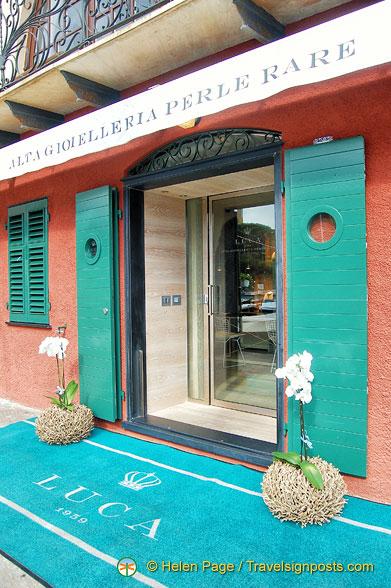 Portofino Shop