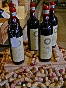 """Chianti Classico - look for the """"Gallo Nero"""""""