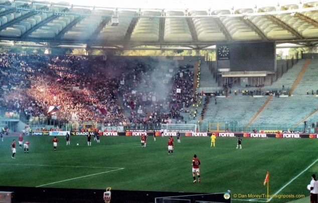 Roma and Catania prepare for kickoff