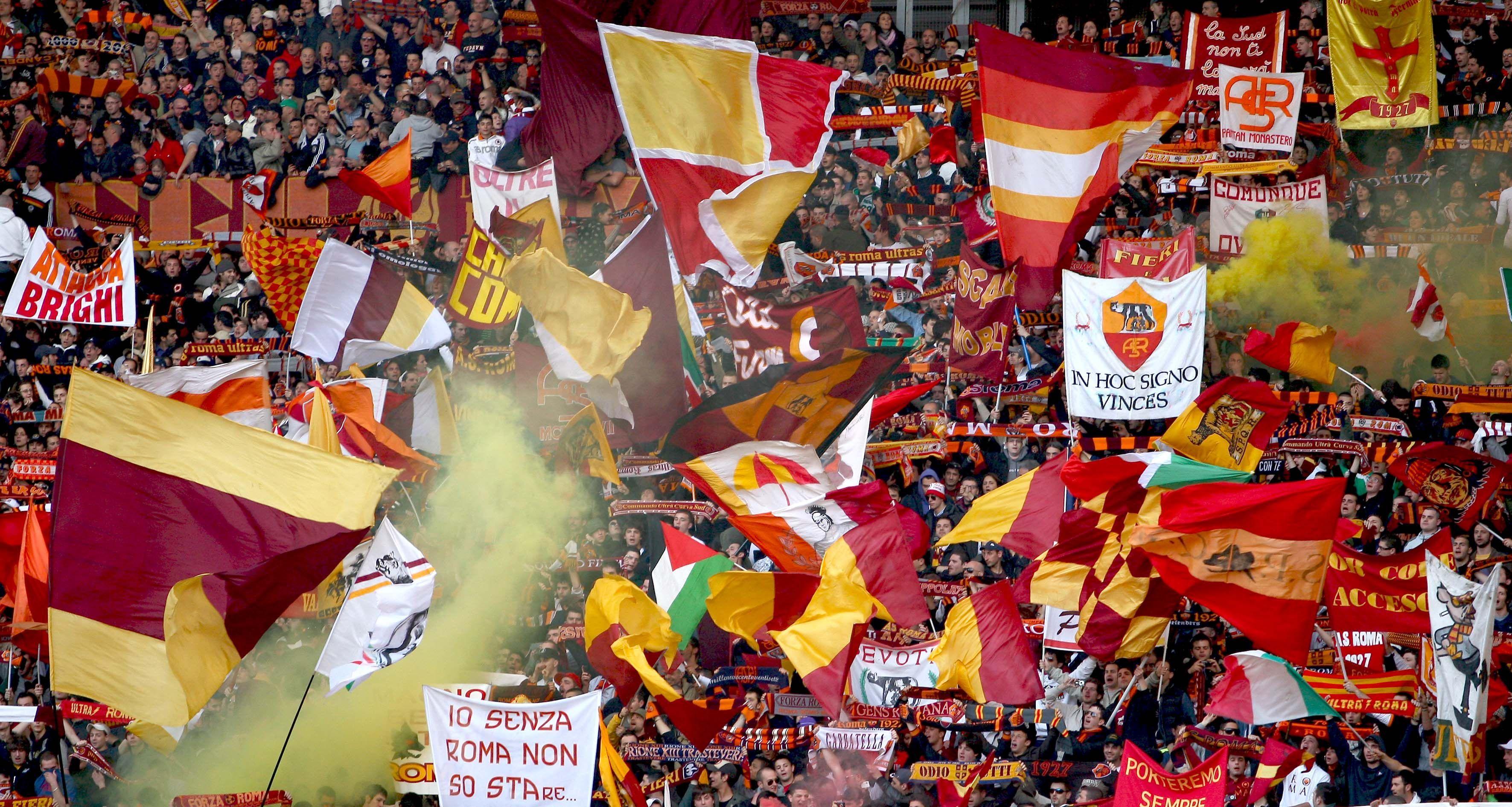 Estasi del Calcio: Going to a Football Game in Rome   Italy Travel