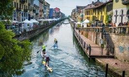 Milan's Funky Navigli District