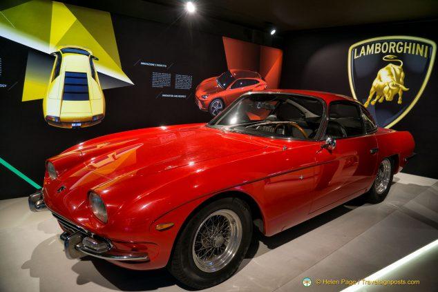 Lamborghini 350 GT (1964-1966)
