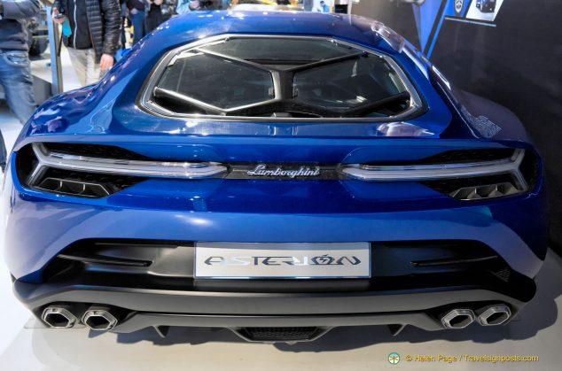 Lamborghini Asterion LP11 910-4 (2014)