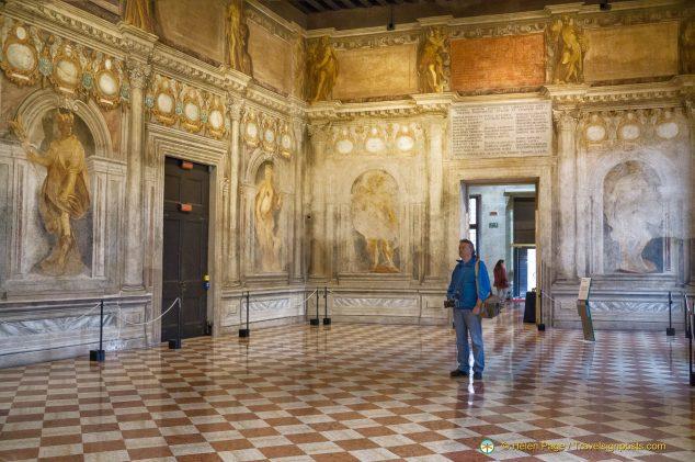 Teatro Olimpico, Vicenza