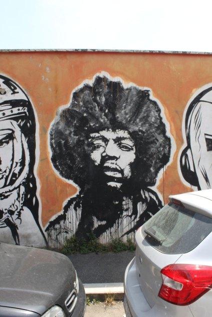 "Ostiense District - ""Wall-of-Fame"" by JB Rock - Photo Fabio Barilari"
