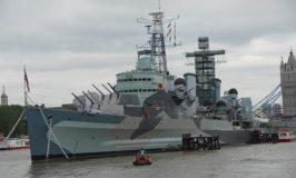 HMS Belfast – A London Naval Museum