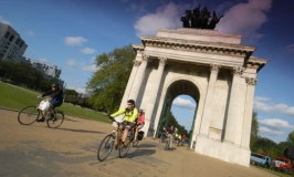 Cycle Challenge – London 2011