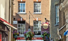 The Lamb and Flag – a Covent Garden Institution