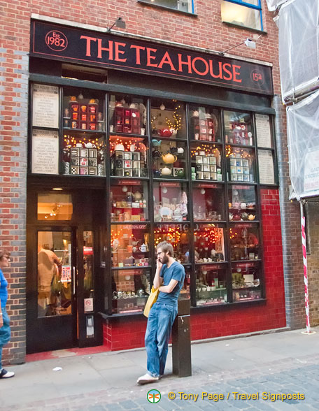 Covent Garden Tea House