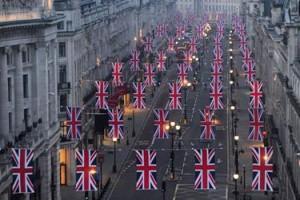Union Flag - London Regent Street