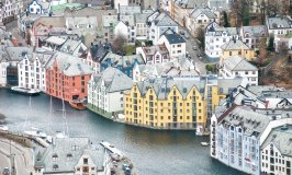 Alesund – Norway's Art Nouveau Town