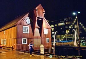 Polarmuseet in Winter, Tromsø