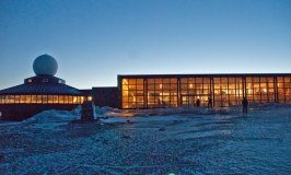 Nordkapphallen, a Visitor Centre at the Edge of the World