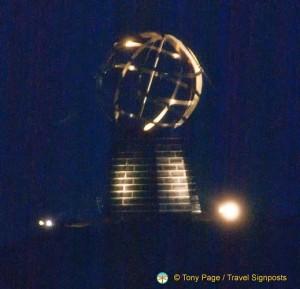 Arctic Circle Globe, Vikingen