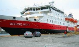 Hurtigruten - Richard With