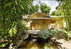 Japanese Garden, Musee Guimet