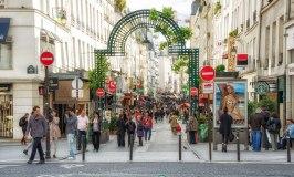 Rue Montorgueil – A Foodie's Paradise