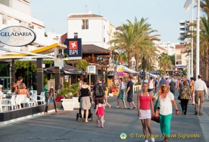 Vilamoura Marina - The Algarve