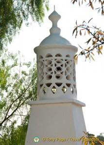 Chimney of the Algarve, Portugal