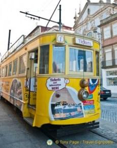 Porto Tram City Tour