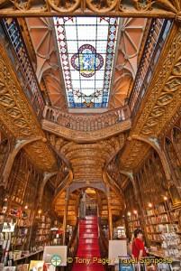Lello Bookshop - Porto