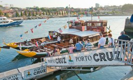 A Sunset Cruise on the Douro River