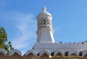 Chimney of the Algarve - Portugal