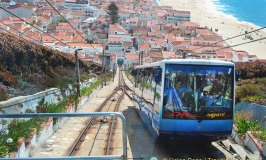 Nazare – Funicular Railway to Sitio
