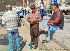 Nazare Fishermen