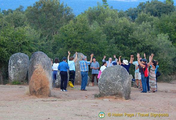 Evora megalithic complex