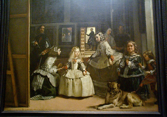 Prado Museum - Las Meninas