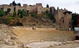 Alcazaba – A Moorish Fortification in Malaga – Andalucia