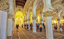 Santa Maria la Blanca – Europe's Oldest Synagogue Building