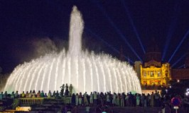 The Magic Fountain of Montjuic – La Font Magica