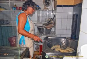 Food in Spain - Churros