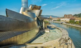 Bilbao – Home of the Stunning Guggenheim Museum