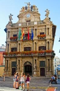 Pamplona Town Hall