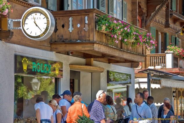 Swiss Tax Free Shopping