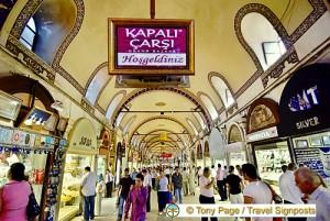Grand Bazaar - Kapali Carsi
