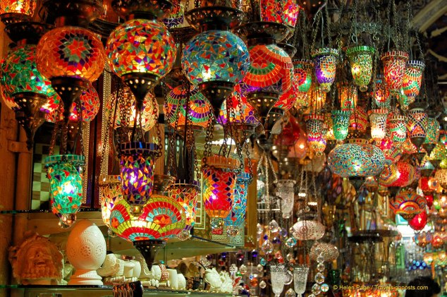 The Grand Bazaar - Kapali Carsi