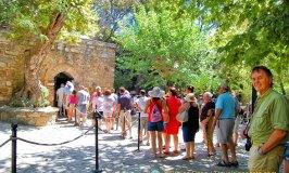 Meryemana – The Virgin Mary House in Ephesus