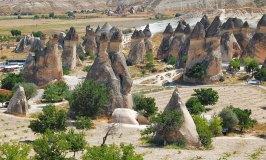 The Extraordinary Fairy Chimneys of Monks Valley