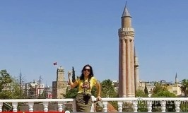 At the Fluted Minaret: live from Antalya