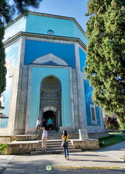 Bursa Green Tomb