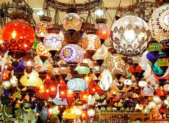 Lighting shop Bodrum