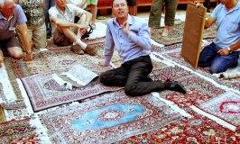 Carpet Factory in Turkey