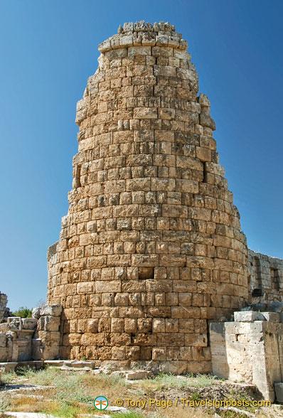 Perga Hellenistic Gate