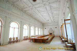 White Room, Livadia Palace, Yalta